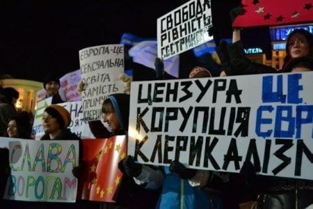 Voices of the Protest (video) | Голоси протесту (відео)