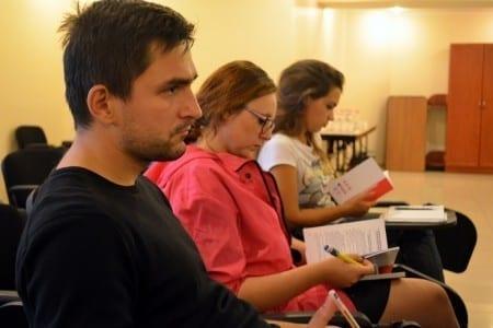 В Івано-Франківську відбувся тренінг для журналістів та журналісток про роботу в умовах конфлікту