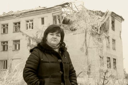 Голос невоюющих: опыт женщин с Востока Украины