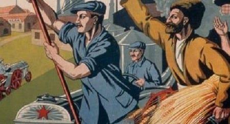 Співіснування ринкових, планових і адміністративних механізмів господарювання в економічній системі СРСР